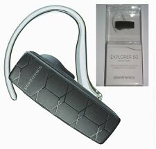 Original Plantronics Bluetooth Headset Explorer 50 Galaxy S6 S8 S7 Edge iPhone X