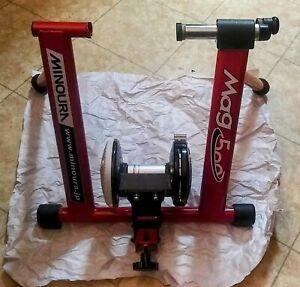 Minoura MAG 500 Bicycle Trainer Fantastic Shape Practice