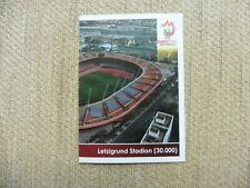 Panini Euro 2008 Sticker 35 Letzigrund Stadion - Unused