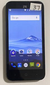 GREAT ZTE Avid Trio (Z833) 4GB - Blue (MetroPCS) Smartphone Clean IMEI Unlocked