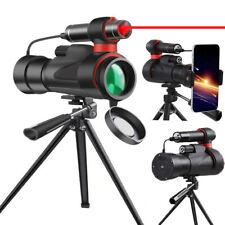 Nachtsichtgerät Monokular HD Digitalzoom Infrarot Jagd teleskop IR Kamera