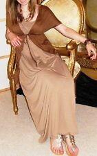 Long Jersey Dress dress & Shrug UK 8
