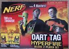 New Nerf Dart Tag HyperFire Deluxe Two Player Set