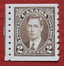 CLEARANCE: Canada (#239) 1937 King George VI coil single