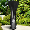 236CM Outdoor Black Patio Gas Heater Cover Protector Garden Polyester Waterproof