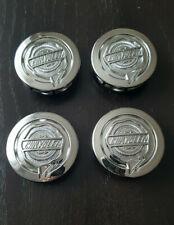 4X 54mm Chrysler 300 Sebring Pacifica Wheel Center Caps 04895899AB PT Cruiser