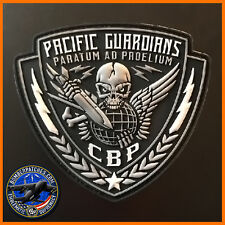 B-52 STRATOFORTRESS PACIFIC GUARDIANS MORALE PATCH CONSTANT BOMBER PRESENCE CBP