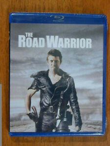 THE ROAD WARRIOR 1981 2013 BLU RAY NEW SEALED MEL GIBSON SEQUEL TO MAD MAX