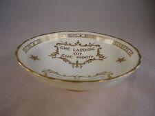 More details for aynsley apollo 11 moon landing tazza 1969 fine bone china vintage british