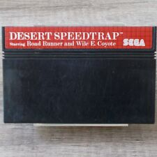 Sega Master System ► Desert Speedtrap st. Road Runner and Coyote ◄ Modul | TOP