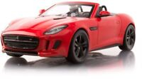 JAGUAR DEALER MODELS  XKR-S  XJ  XFR F-TYPE V8-S  XK150 model road cars 1:43rd