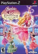 Barbie in the 12 Dancing Princesses (Sony PlayStation 2, 2006)