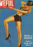 VINTAGE PIN-UP GIRL EYEFUL A2 CANVAS GICLEE PRINT POSTER 7
