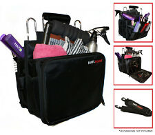 HAIR TOOLS PROFESSIONAL SESSION TOOL BAG EQUIPMENT CASE FOR HAIRDRESSING/BEAUTY