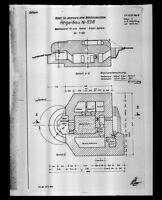 General der Pioniere und Festungen über den Bau von Festungen 1938 - 1944