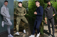 New Mens Slimfit Tracksuit Sportswear Foundation Windrunner Hoodie Jogger 4 CLRS
