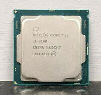 Intel Core i3-8100 Processor 6M Cache 3.60 GHz SR3N5 Quad Core CPU Quad EA2804