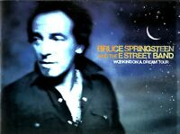 BRUCE SPRINGSTEEN 2009 WORKING ON A DREAM TOUR PROGRAM BOOK BOOKLET / NMT 2 MINT