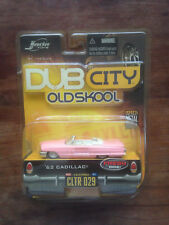 jada toys dub city 1/64 '62 Pink Cadillac Never opened