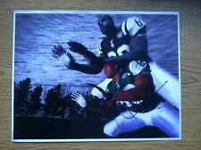 D'Brickashaw Ferguson signed pic PROOF New York Jets Auto