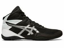 Asics Matflex 6 Mens Wrestling/Martial Art Shoes (D) (001) (Black/Silver)