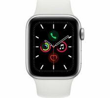 Reloj de Apple serie 5 - 40mm/44mm Caja de aluminio en gris espacio/Plata/oro | Reino Unido