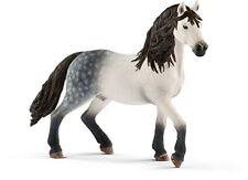 Schleich Andalusier Hengst Pferd Horse Figur Kinder Spielzeug Spielfigur NEU