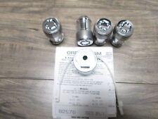 DODGE RAM 2500 1500 FACTORY 14MM x 1.5  durango Grand Cherokee WHEEL LOCKS LUGS