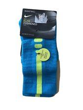 New Youth/womens Nike Elite Cushioned Crew Basketball Socks