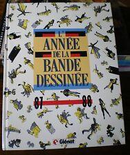 L'année de la BD 87-88 - Cahiers de la BD 4 - Nombreux auteurs et illustrations