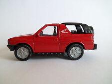 siku 1027 Opel Frontera Sport hell-braunrot  B8 ( guter gebrauchter zustand