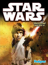 Star Wars Annual 2007, hard back, Very Good Book, collectible
