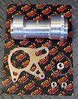 NEW Yamaha Banshee aluminum round style bearing carrier 35mm brake caliper stay