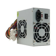 A-Power Dual-Fan AGS 450W 20+4-pin ATX Power Supply w/SATA 80mm Low Noise FCC