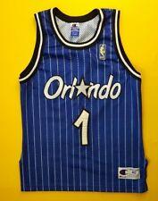 668b7c08b99 5 5 Hardaway Orlando Magic authentic medium GOLD jersey shorts Champion ig93