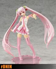 SAKURA MIKU Hobby Japan KEI 1/10 figure con artbook Good Smile Hatsune Vocaloid