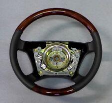 Airbag volante airbag volante raíz madera cuero mercedes w124 w201