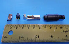 DIN CONNECTOR 3 PIN, DIN PLUG (10 pcs) Kobicon, Mouser 171-2503