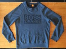 HUGO BOSS Cotton Crew Neck Regular Hoodies & Sweats for Men