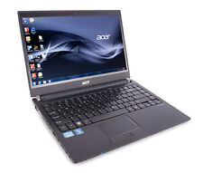 "Acer Travelmate 8481 14.1"" CORE I5 2nd GEN 1.6GHz 8 GB RAM 320 GB HDD Win 10 1862"