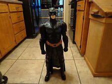 """BATMAN THE DARK KNIGHT RISES--31"""" BATMAN FIGURE (LOOK)"""