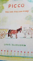 Set of 8 Louis Slobodkin 1955-1972 Children's Books!