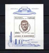 Belgisch Congo Belge Rep. Congo n° BL20 MNH President John F. Kennedy c25.00Eu