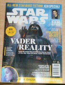 Star Wars Insider magazine #199 Jan/Feb 2021 Vader Immortal VR Series + Jedis