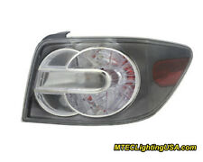 TYC Right Side Tail Light Lamp Assembly for Mazda CX-7 2007-2009 Models