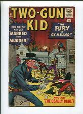 TWO GUN KID #55 (5.5) FURY OF THE OX MILLER 1960