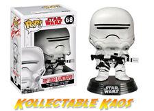 Star Wars Episode VIII: The Last Jedi - First Order Flametrooper Pop! Vinyl
