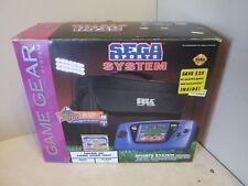 Sega Game Gear Sports System RARE box