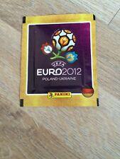 Panini - Euro EM 2012 - Sticker - Tüte - Packung - Bustina - Packet - Neu - OVP
