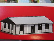 Epoche IV (1965-1990) Modellbahn-Gebäude,-Tunnel & -Bücken der Spur H0 aus Holz